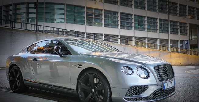 Bentley Servicing in Armigers