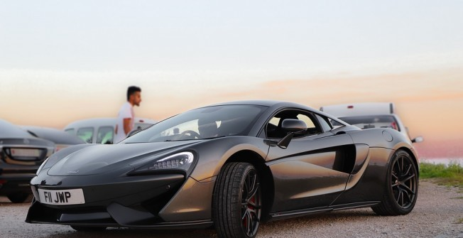 Best McLaren Tuners UK in City of Edinburgh